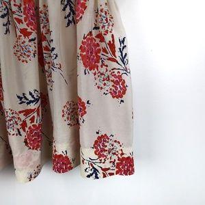 Pins & Needles Tops - UO Pins and Needles Silk Floral Cami Tank, L